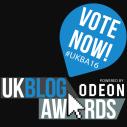 UK blog awards vote now